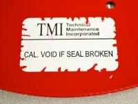 Void if Seal Broken Label