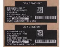 Disk Drive Unit Overlay