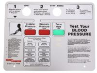Blood Pressure Equipment Overlay