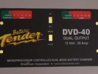 Polycarbonate Battery Label
