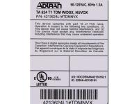 Industrial UL Label