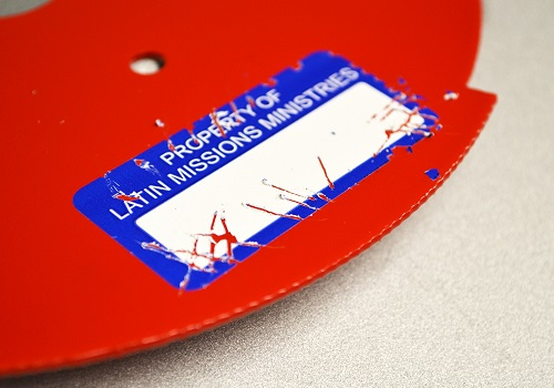 Destructible Vinyl Labels Tamper Evident Security Labels